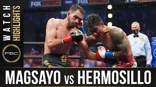 Magsayo vs Hermosillo HIGHLIGHTS: October 3, 2020 | PBC on FS1