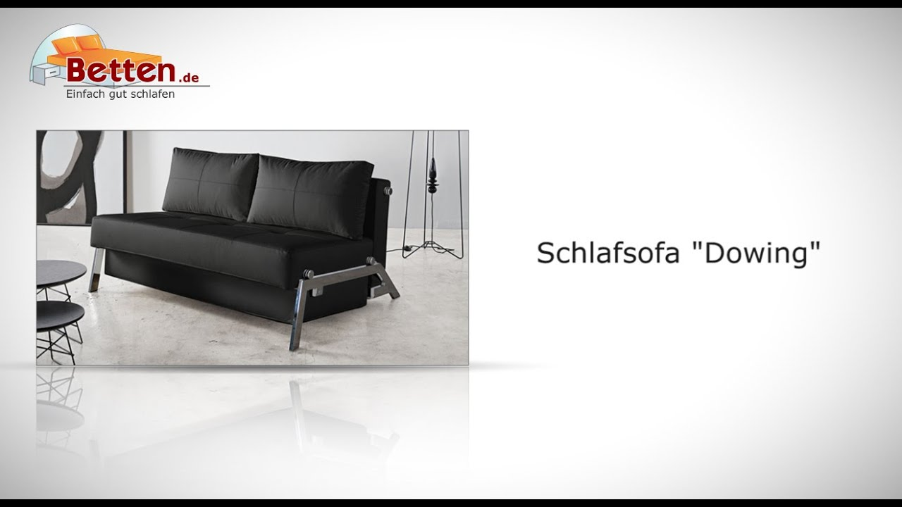 schlafsofa in verschiedenen farben g nstig dowing. Black Bedroom Furniture Sets. Home Design Ideas