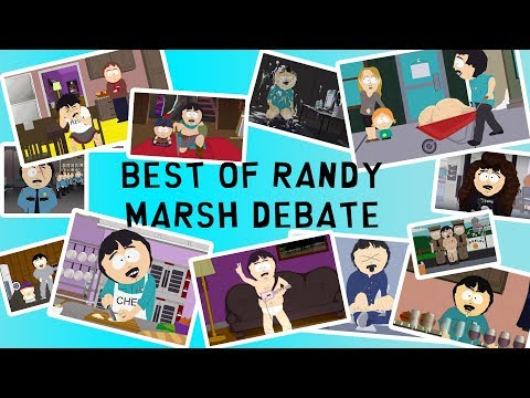 Top 6 South Park Randy Marsh Episodes Debate | South Park Weekly