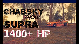 #ჩაუჯექი🔴 Is That A Supra?🔴 Forza Horizon 4🔴
