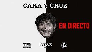 REACCIONANDO AL DISCO COMPLETO   AYAX CARA Y CRUZ EN DIRECTO