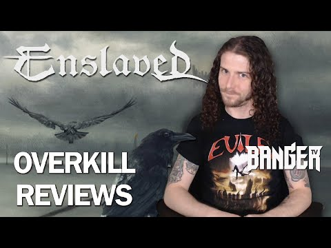 ENSLAVED Utgard Album Review | Overkill Reviews