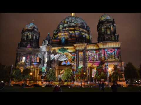 Festival of LIGHTS 2016 Part 2  - Berlin LEUCHTET 2016 - BERLINER DOM  # 2