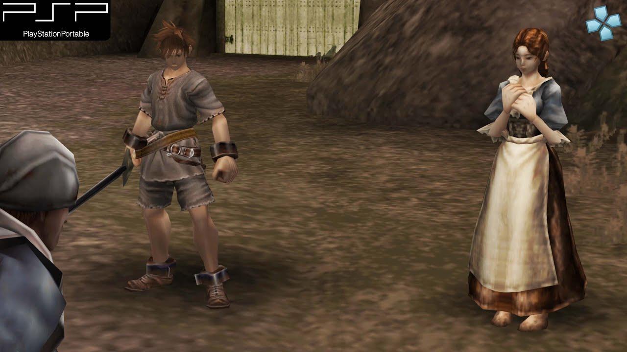 Valhalla Knights 2 Psp Gameplay 4k 2160p Ppsspp Youtube