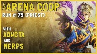 Hearthstone Arena Coop #79 - Pt. 1 (Priest)