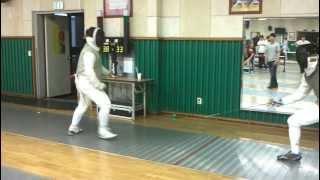 Fencing Competition(2010년 아마추어펜싱시합 서울시장배)