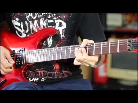 Joe Satriani - Rubina (cover)