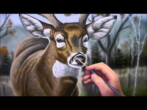 Air Brushed Paintings