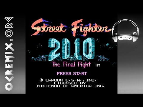 OC ReMix #2059: Street Fighter 2010 'Type Valentine MX5' [Planet 1, Area 2; Area 3; Title]