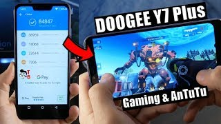 Doogee Y7 Plus Performance Test: Benchmarks & Gaming
