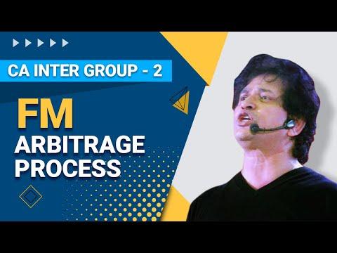 FM CA Inter, MM Approach Arbitrage Process | Capital Structure | Arbitrage Process CA Inter FM| ATC