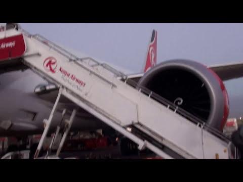 Kenya Airways Nairobi Airport