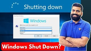 Windows Direct Power Off without Proper Shut Down? The Problems