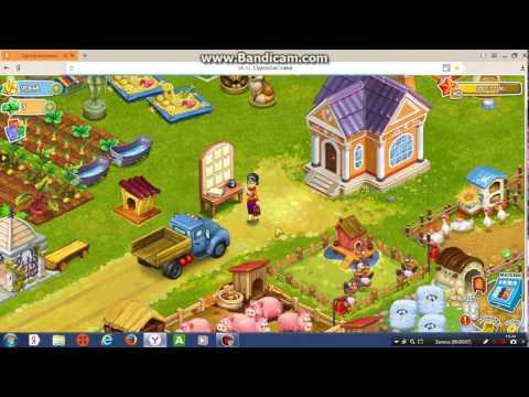 Играем в игру родина любимая ферма и как накрутить оки бесплатно=)