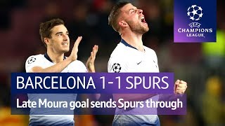 Barcelona vs Tottenham (1-1) | UEFA Champions League Highlights