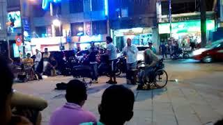 Букит Бинтанг, уличные музыканты