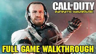 Call of Duty: Infinite Warfare FULL GAME Walkthrough (PS4) No Commentary @ 1080p (60ᶠᵖˢ) HD ✔