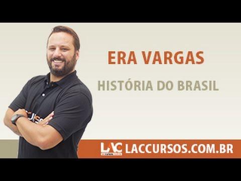 Aula 01 - Era Vargas - História do Brasil - Orlando Stiebler