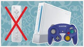 Keine Fuchtelei mehr! - Wii Spiele mit Gamecube Controller spielen