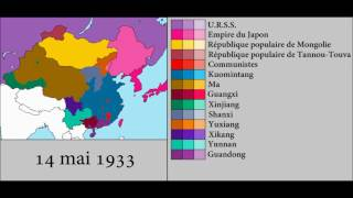 Chinese Civil War Part 1(1927-1936) Every Day