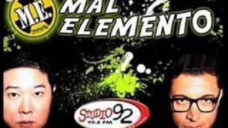 Experimento Mal Elemento - El Achorao llamando a un Hotel Ficho