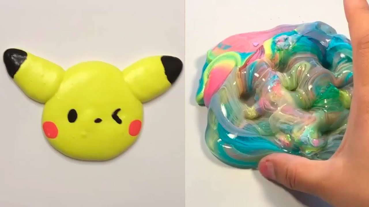 Oddly Satisfying ASMR Video 2018 - So Satisfying Slime ...