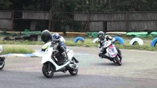 ajkagawaミニバイクフェスティバル s b決勝 2016 3 27