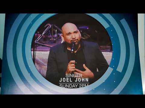 Joel John at C3 - Love on the Radio.