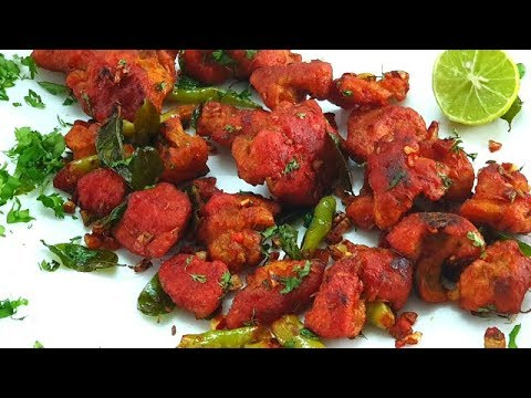 Download Restaurant Style spicy chicken 65 at home | Easy chicken 65 recipe  | How to