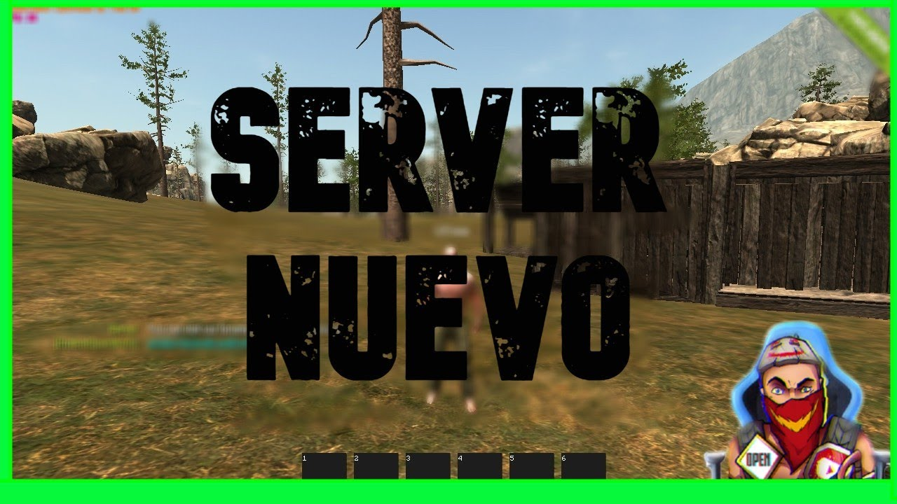 Server Nuevo Rust Legacy