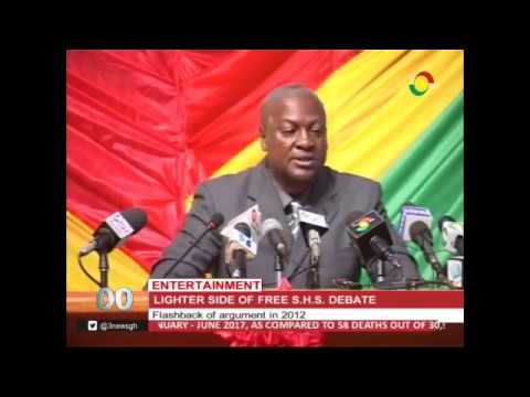 The free SHS controversies