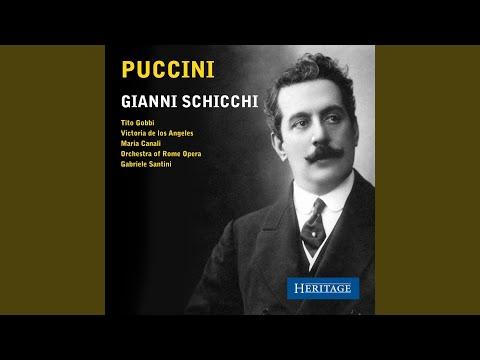 Gianni Schicchi: No. 24 'Lauretta Mia'