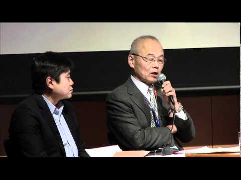 """03 PART2 1 Panel Discussion: """"Japan on the Global Stage"""""""