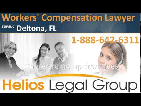 Deltona Workers' Compensation Lawyer & Attorney - Florida