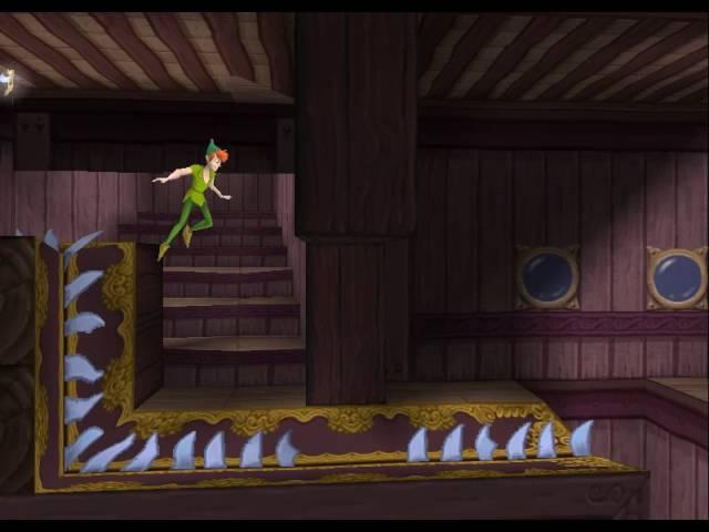 Aventuras de Peter Pan en el País de Nunca Jamás - Juego PC