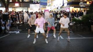 Скачать 방탄소년단 BTS I Need You 쩔어 Dope Dance Cover Busking In Hongdae