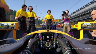 F1 2017 Game | Belgian GP Spa Race | Nico Hulkenberg Renault Sport