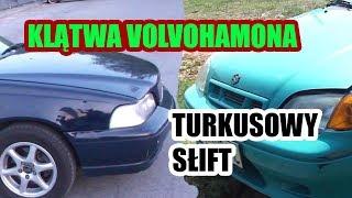 TURKUSOWY SWIFT, KLĄTWA VOLVOHAMONA, ZBUNTOWANE V70 W DIESLU!