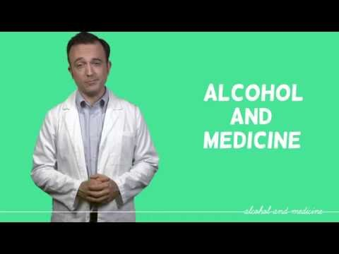 What you need to know about mixing Alcohol & Medicine