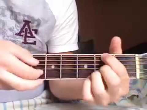 How To Play We Are Nowhere by Bright Eyes - YouTube
