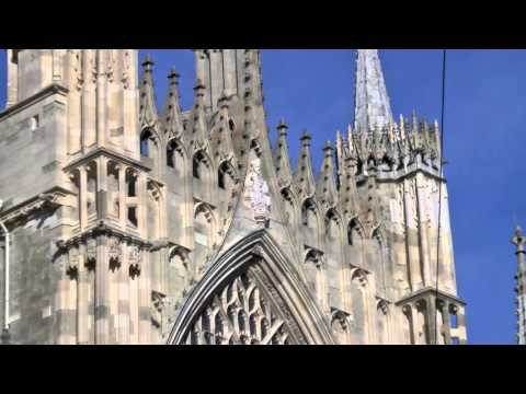York Minster Revealed - Making the Great East Window