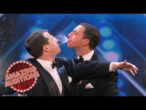 America's Got Talent 2018 -  Funniest / Weirdest / Worst Auditions - Part 2