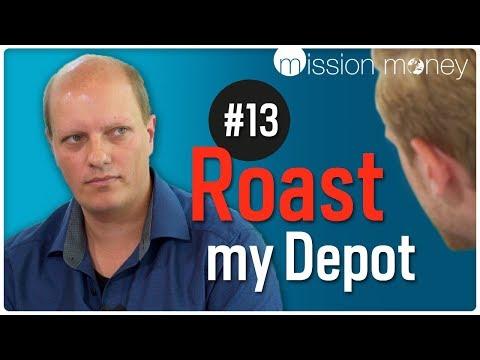 Ich zeige euch mein Depot – die Mission Money kommentiert - Roast my Depot #13 // Mission Money