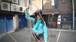 How to lasso - with a genuine Calgary Cowgirl!