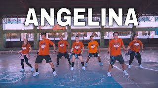 Angelina - Dance Challenge | Tiktok | Jonel Sagayno Remix | Zumba Dance Fitness | BMD Crew