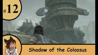 Shadow of the Colossus part 12 - Thunder in the lake