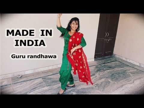 Dance on Made In India Song| Guru randhawa