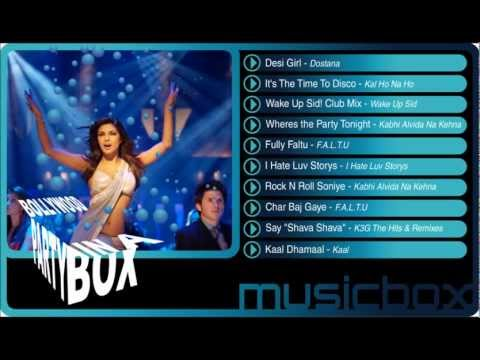 Bollywood Party In A Box: Music Box