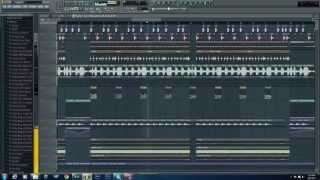 FL STUDIO HEAVY & BRUTAL DUBSTEP | My First Song in Fl Studio