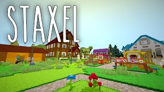 Staxel #15 | Der letzte Akt | Gameplay German Deutsch thumbnail